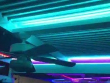 Prewired club lighting