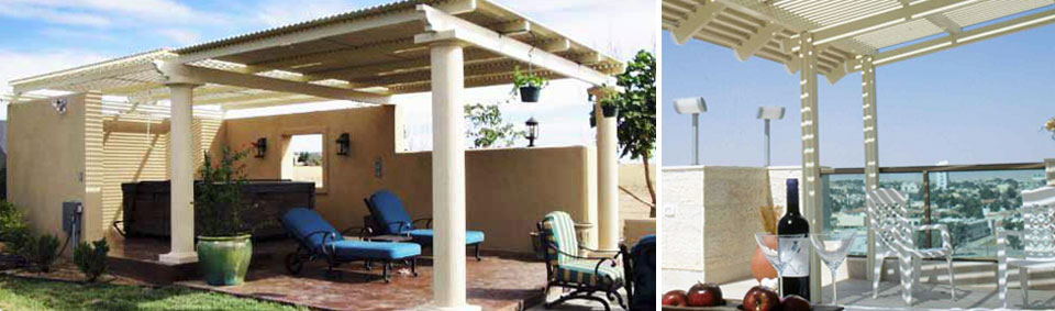 Made in USA, in Phoenix, AZ (www.patiocover.us) 100% Eco-friendly Recyclable Material
